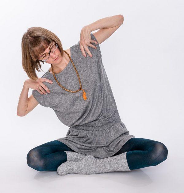 Yoga självständigt i Yoga Online med Anna Malcus.